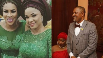 Photo of Iyabo Ojo to host Saidi Balogun on his birthday after fight with his estranged wife, Faithia Williams