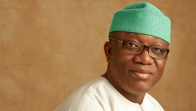 Photo of BREAKING: Fayemi tests positive for COVID-19