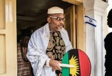 Photo of Buhari is dead, buried in Saudi Arabia – Nnamdi Kanu