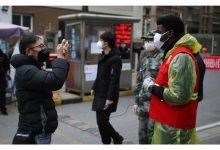 Photo of Nigerian student volunteers to combat Coronavirus in China (Photos)