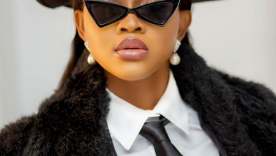 Photo of Check out 5 ways Nollywood Actress Mercy Aigbe slayed the monochrome look