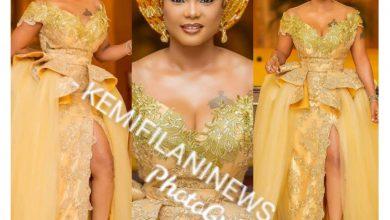 Photo of Iyabo Ojo remarries before Faithia Balogun? (Photos)