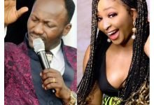 Photo of 'Your side chic is one of us' – Etinosa slams Apostle Suleiman for preaching against bleaching