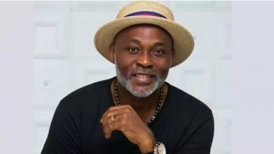 Photo of See picture of how Nollywood actor Richard Mofe-Damijo murdered the Scottish style