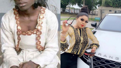 "Photo of Bobrisky tensions his followers on Instagram as he lists ""her"" achievement"