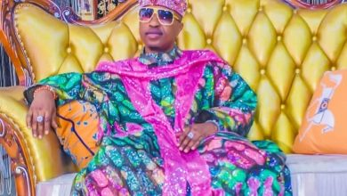 Photo of Oluwo of Iwo shares pictures showing the new look of his palace
