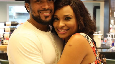 Photo of Bryan Okwara and Girlfriend, Marieclaire Miller expecting their first child (Photos)