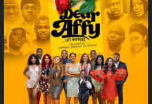 Photo of Dear Affy: A movie full of Nollywood icons yet…
