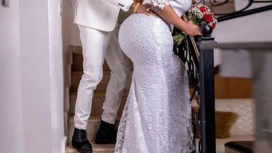 Photo of Official photos from Actress Anita Joseph's wedding
