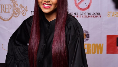 Photo of 'You're now looking old' – Fans tell 4 month old pregnant Regina Daniels as she launches her magazine