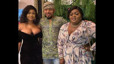Photo of Tacha steals show at AMVCA nominees party…Eniola Badmus, Adesua Etomi, others present