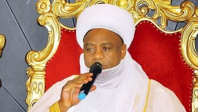 Photo of Sultan of Sokoto tells Muslims to stay away from prayer grounds in Eid-el-Kabir