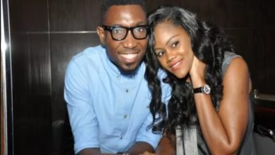Photo of Timi Dakolo denies 'sister' who called him out for not helping his family