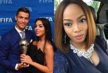 Photo of Toke Makinwa warns yeye boyfriends after learning that Ronaldo gives girlfriend $100k per month