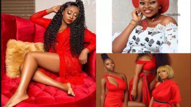 Photo of Ini Edo, Nkechi Blessing, Temitope Mark-Ordigie, BBNaija stars paint Instagram red on Valentine's Day (Photos)