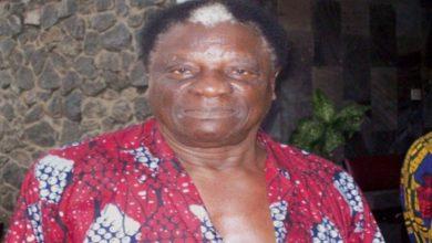Photo of How Victor Olaiya spent his last days -Son