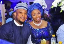 Photo of I can't wait to tell the world about our story – Morayo Brown and husband celebrate wedding anniverary
