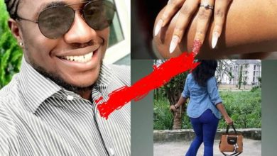 """Photo of """"I'm at loss for words"""", BBNaija's Bitto says as he announces engagement to girlfriend"""