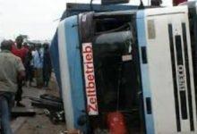 Photo of BUA truck kills 1, injures 4 in Abuja