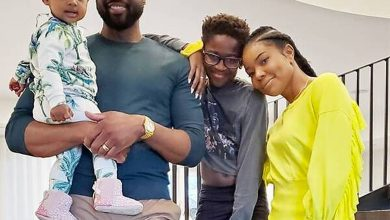 Photo of Gabrielle Union introduces her transgender child to the world