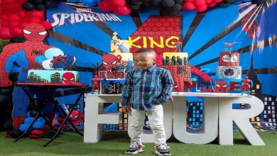 Photo of My challenge with Tonto Dikeh will not come between us – Olakunle Churchill celebrates son on his birthday