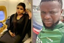 Photo of Bobrisky cries out as his driver flees with his Mercedes Benz and money