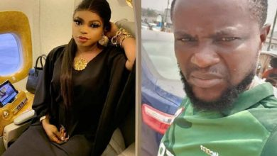 Photo of IG blogger exposes Bobrisky, says news that driver stole his car is damage control