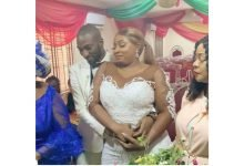 Photo of Anita Joseph showers her husband with prayers, says their meeting was divine and magical
