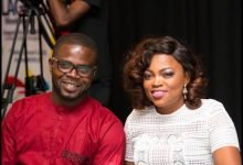 Photo of JJC Skillz declares love for Funke Akindele with video of Imam talking about secret to a happy marriage