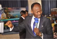 Photo of Apostle Suleman slams critics of Pastor Adeboye's comment on a lady who cannot cook