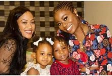 Photo of Sophie Momodu speaks after Davido's 2nd baby mama reveals plans to run away with daughter