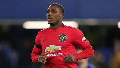 Photo of Ighalo included in Manchester United Europa League squad