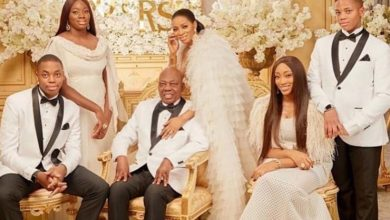 Photo of Shade Okoya reveals greatest wish as she shares Valentine's Day photos with billionaire husband