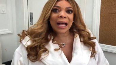 Photo of Wendy Williams apologize in tears for saying gay men shouldn't wear female clothes