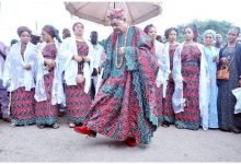 Photo of Other Queens fail to congratulate Alaafin of Oyo's  youngest wife as she welcomes son