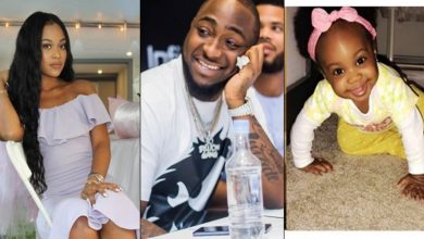 Photo of After talking about running away with her daughter, Davido's 2nd baby mama, Amanda, talks about being suicidal