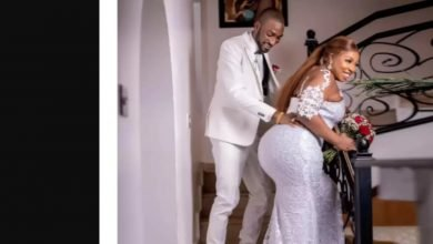 Photo of Anita Joseph puts an end to her twerking videos to honor husband