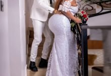 Photo of 'They said he's not my type, yet we got married' – Anita Joseph to those mocking her choice of husband
