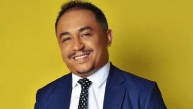 Photo of What Daddy Freeze said about TBoss crying over negative comments on her daughter
