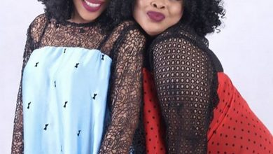 """Photo of """"You snatched…made me cry"""" Dayo Amusa reconciles with former best friend, Faithia Balogun on birthday (photos)"""
