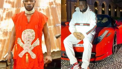 Photo of Hushpuppi and Broda Shaggi beg for a date on Valentine's Day