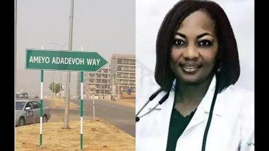 Photo of Abuja dedicates road to late Stella Adadevoh
