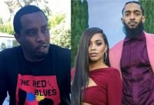 Photo of Lauren London opens up on dating Diddy after the death of her husband Nipsey Hussle