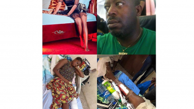 Photo of Patience Jonathan's cousin allegedly breaks his ex-lover's leg, leading to amputation