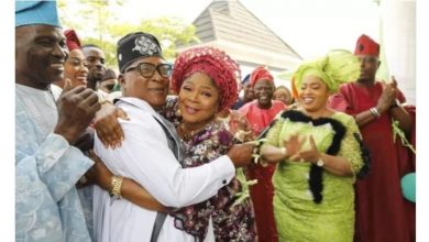 Photo of Salawa Abeni opens up on reunion with Kollington Ayinla