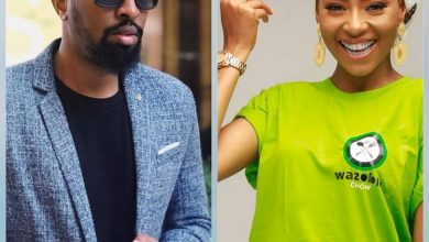 Photo of Maryam Booth accuses ex-boyfriend, Deezell, of leaking her unclad video, he opens up