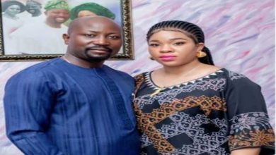 Photo of Mosun Filani marks 8th wedding anniversary (video)