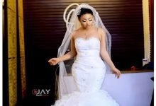 Photo of First photos from Nina Ivy's marriage today