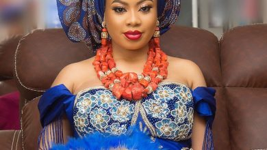 Photo of No one would ever see my husband; Newly married Nina tells fans