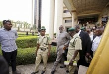 Photo of Olisa Metuh bags 39 years in jail for money laundering